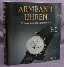 Kahlert/ Mühe/ Brunner Armband Uhren 1996 Entwicklungsgeschichte Technik sf