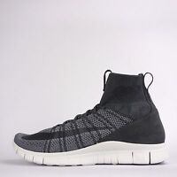Nike Free 5.0 Flyknit Mercurial Superfly Mens Football Trainers Shoes 2016 Grey
