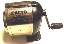 X-ACTO KS Manual Pencil Sharpener, Metal Finish