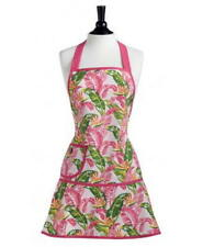 Jessie Steele ~ KITCHEN Apron ~ Bird Of Paradise  (NEW WITH TAGS)