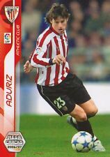 N°018 ADURIZ # ATHLETIC BILBAO CARD PANINI MEGACRACKS LIGA 2007