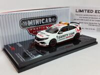 1:64 Tarmac Works Honda Civic Type R FK8 TCR Germany Safety Car Taiwan Festival