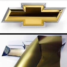 2011-2014 Chevy Cruze FRONT REAR BOWTIE Decal Overlay Emblem Sticker Vinyl★★★★★