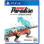 Burnout Paradise: Remastered PS4 [Brand New]