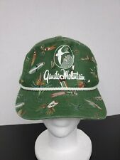 Vintage Hawaiian Gander Mountain Trucker's Hat, Made in the USA