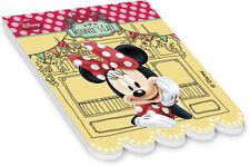 Minnie Mouse Mini diari 4 per confezione Party Borsa Filler