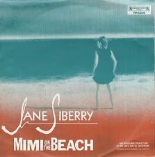 7inch JANE SIBERRY	mimi on the beach	HOLLAND 1985 EX (S2387)