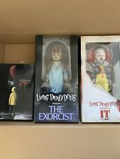 Living Dead Dolls + Neca It Es Neu