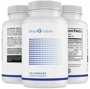 PhenQ ultra #1 Best Diet Pills - Weight Loss Burn Fat Energy Phen Q that works