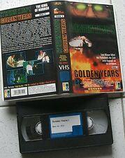 STEPHEN KING  STEPHEN KING`S  GOLDEN YEARS  VHS  SPIELFILM