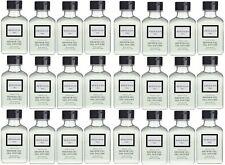 Beekman 1802 Fresh Air Shower Gel Lot of 24 Each 1oz Bottles. Total of 24oz