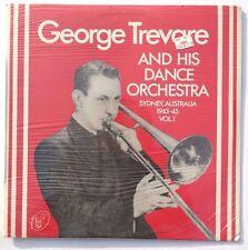 Sealed GEORGE TREVARE AND HIS DANCE ORCH: Sydney Australia Vol. 1 LP RAD-1
