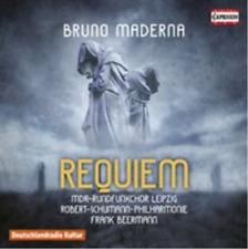 Bruno Maderna: Requiem (Importación USA) CD NUEVO