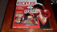 ROCKY JOE *DVD nr. 1* durata 130 minuti GAZZETTA Nuovo e cartonatura illustrata