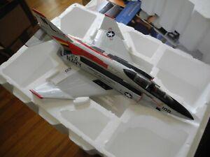 Reduced Franklin Mint / Armour F-4 Phantom, Screaming Eagle, 1/48 Scale, RARE
