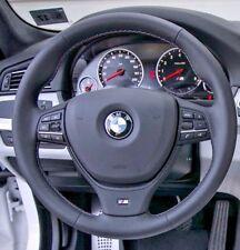 BMW OEM F10 M5 Steering Wheel Tri-Color Stitching Auto Or Manual Transmission