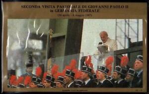 A4946) Vatican 1987 FDC Pope John Paul II - Germany (14+ Envelopes)