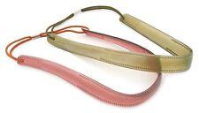 Zest Chunky PVC Headbands Hair Accessories Brown & Green