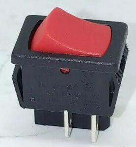 NEW Genuine SHOP VAC SHOPVAC Vacuum Wet & Dry ON / OFF switch RED rocker switch