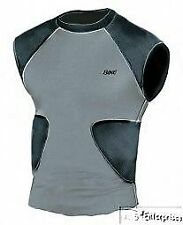 Bike multi sport compression shirt with integrated pads Bars50T New Adult Xl