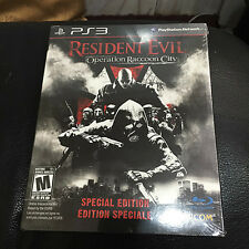 Resident Evil Operation Raccoon City Special Edition | PS3 | Limited Collector's