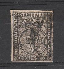 FRANCOBOLLI 1852 PARMA C.10 A/8551