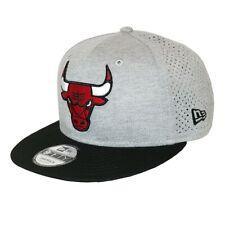 NEW ERA 9FIFTY Shadow Tech CHICAGO BULLS Snapback Cap 11945694 Grey