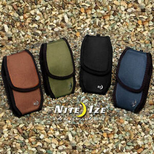 Nite Ize Small Universal Case Utility Holster Pouch for Small Flip Phones