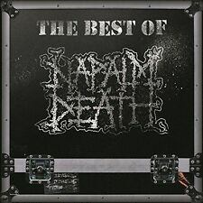 Napalm Death The Best of CD (greatest Hits) 2016