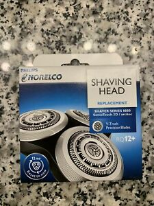 Philips Norelco RQ12+ Replacement Shaver Head for Series 8000 and Arcitec