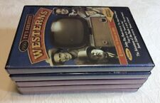A Lot Of 5 1950's TV's Greatest Westerns, 4 Classic TV Shows On Each DVD
