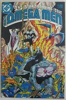 *OMEGA MEN (1982) #1-38, ANN #2, 1st LOBO! (39 books)