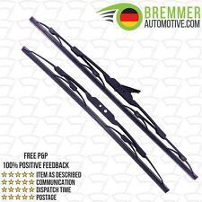 Mercedes Benz CL-Class Coupe C140 (1996 to 2000) Front Wiper Blade Kit