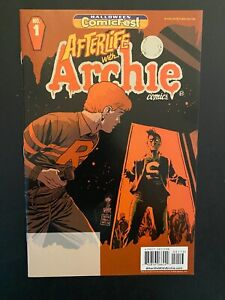 Afterlife with Archie 1 High Grade Archie Comic Book CL83-17