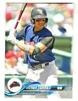 2018 Topps Pro Debut #50 GLEYBER TORRES RC Rookie New York Yankees QTY AVAILABLE