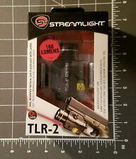 Streamlight TLR-2 Picatinny Rail Mounted Tactical Flashlight & Laser