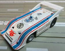 Faller Aurora 5614 AFX Porsche 917-10 Can-Am 2 New Sander + Tire