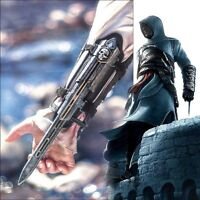 Assassin's Creed 4 Flag Pirate Edward Kenway Gauntlet Hidden Blade Cosplay S400