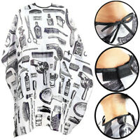 HAIR SALON HAIRDRESSING CUTTING CAPE COVER BARBERS GOWN