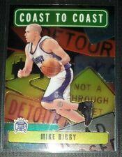 Mike Bibby Topps Chrome Coast To Coast 2003 Topps #CC3 Nrmt-Mt