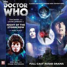 Night of the Stormcrow (Doctor Who) by Platt, Marc | Audio CD Book | 97817817807