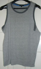 George Crew Neck Vests Casual Shirts & Tops for Men