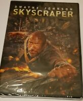 Skyscraper (DVD) Dwayne Johnson NEW