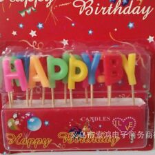 Kids Party Candle Cake Birthday Decoration