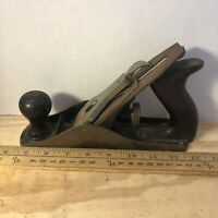 Stanley Bailey scarce type 14 no.4 smooth plane, 1929-30