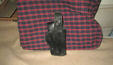 Vintage Don Hume Leather Police Glock Holster H738SH No.40T Very Good Condition