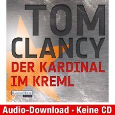 Hörbuch-Download (MP3) ★ Tom Clancy: Der Kardinal im Kreml