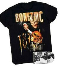 Bonez MC | Angeklagt Bundle (CD + Halloween T-Shirt) | Gr XL | Limitiert |