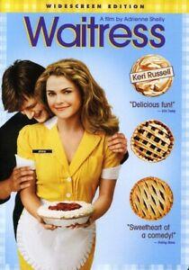 Waitress (DVD, 2007, Widescreen)