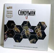 PHILIP GLASS Candyman OST (1992 Soundtrack) VINYL LP Sealed OBI Limited Edition